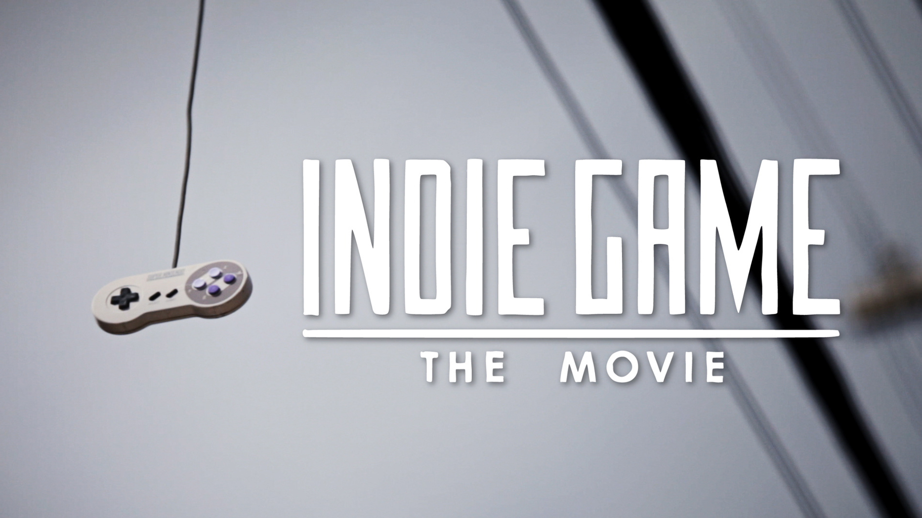 Indie Game: The Movie, the only film I have a t-shirt of.