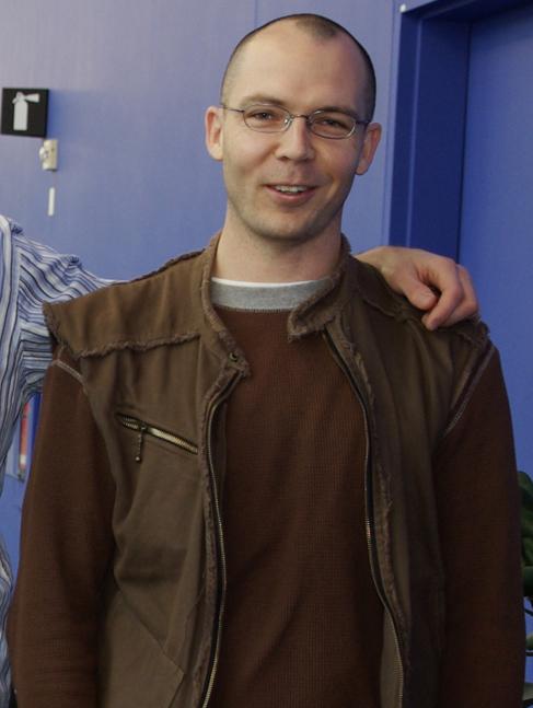 Jonathan Blow in 2008.