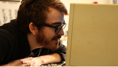 Phil Fish in Indie Game: The Movie.